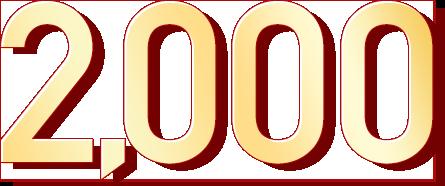 2,000