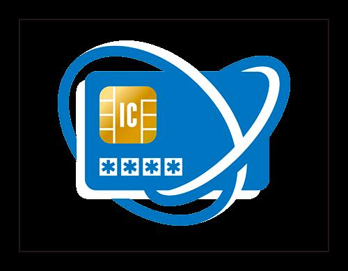 IC対応・暗証番号の認知度向上共通シンボルマーク