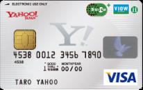 Yahoo! JAPANカードSuica VISA