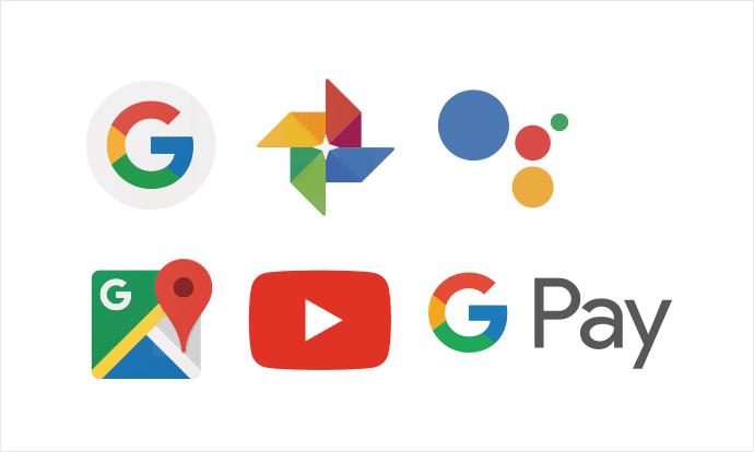 Googleアプリのアイコン