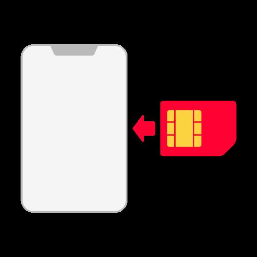 SIMカードの製品画像
